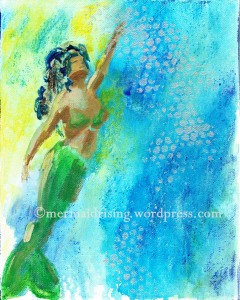 Mermaid rising 2 copyright MR
